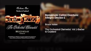 Benvenuto Cellini Overture: Allegro Deciso-1