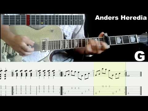 Desde Mi Interior From The Inside Out Hillsong Cover Guitarra Tab Acordes Letra Y Mas