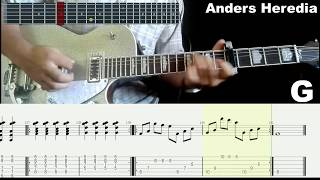 DESDE MI INTERIOR / FROM THE INSIDE OUT - HILLSONG | COVER GUITARRA - TAB, ACORDES , LETRA