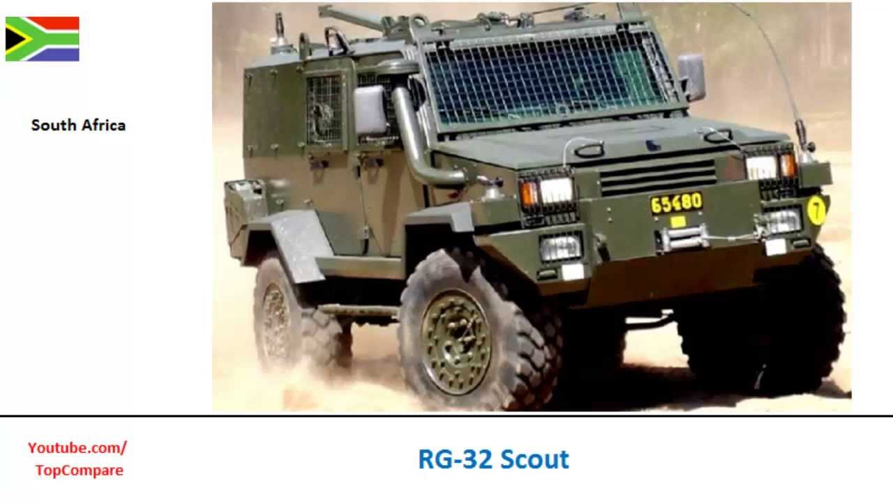 Rg 32 Scout Compared To International Mxt Mv 4x4 Armored