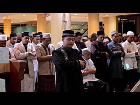 Menirukan Suara Emas Syekh Ameer Mohalhal Al Hasyr 18 -24. Pray Isya