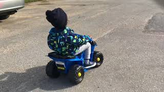 Kids Quad bike 6V
