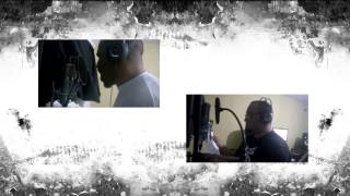 MORTAL HATE - Recording Vocals - Song: End Of Humanity (EP Leaders Of The Killing)
