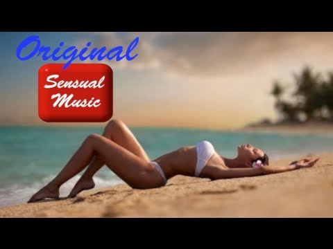 Sensual music instrumental for making...
