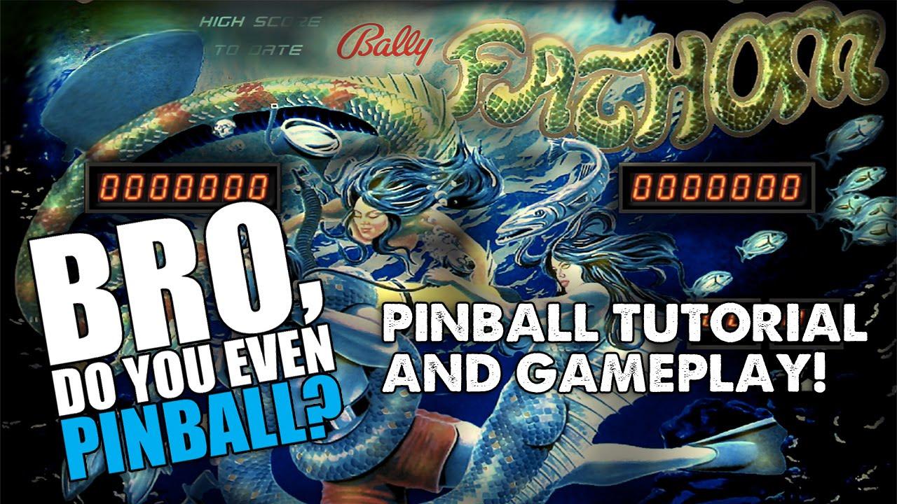 Fathom pinball (Bally 3b3416fe18e