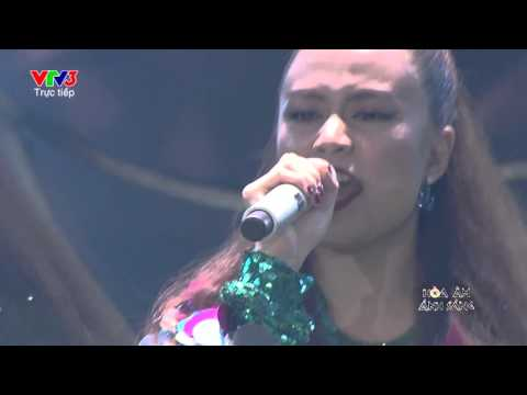 I'M GONNA BREAK    team hoàng thùy linh Live show 1 The remix mùa 2