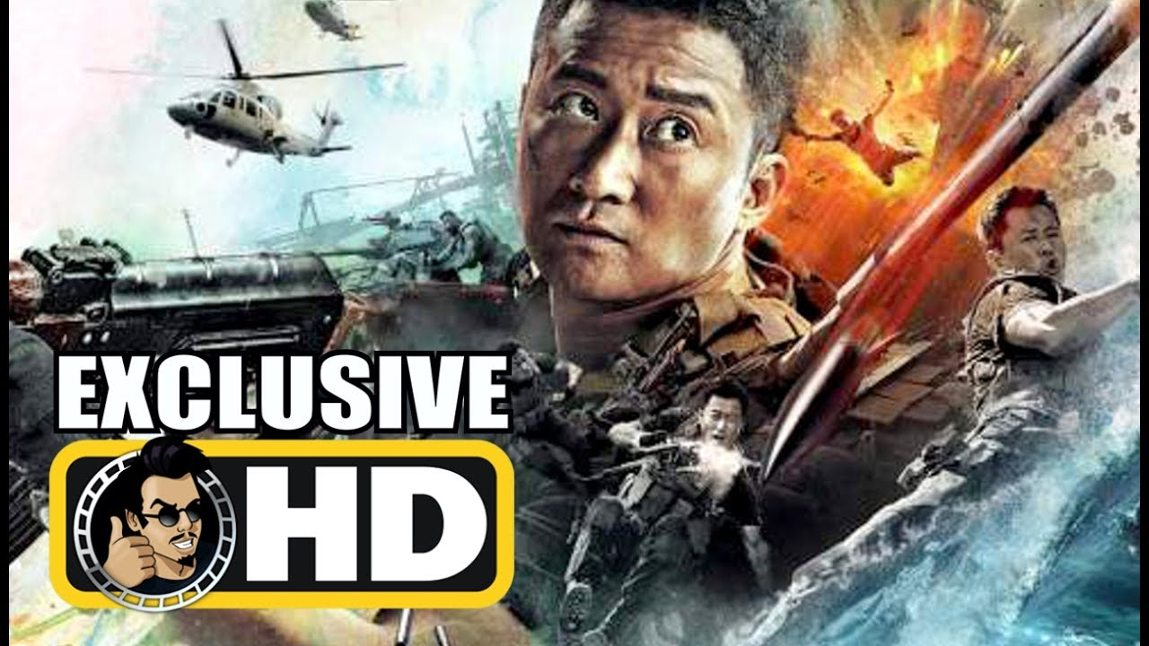 Wolf Warrior 2 Exclusive Movie Clip 2017 Frank Grillo Action Movie Hd Youtube