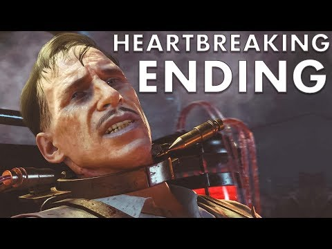 Blood of the Dead Ending Explained BO4 Zombies Easter Eggs