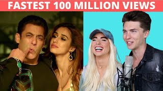VOCAL COACH Justin Reacts to Fastest Indian Songs to Reach 100 Million Views on Youtube