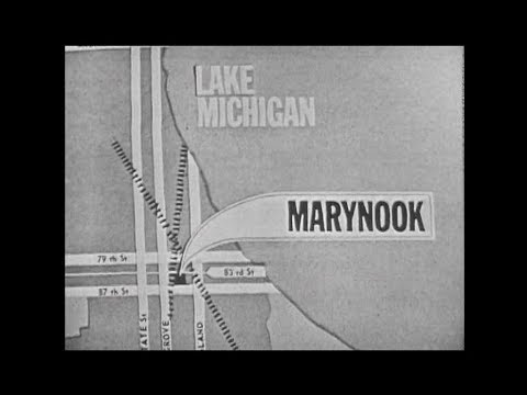 """WBBM Channel 2 - News Special - """"Decision at 83rd Street"""" (1962)"""