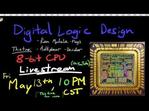 CPU Design Digital Logic - Stream 3
