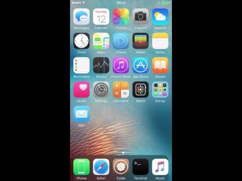 The current status of the iOS 9 Jailbreak