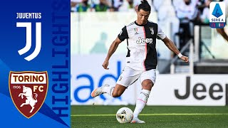 Juventus 4 1 Torino | Ronaldo And Dybala Score As Juve Secure Comfortable Derby Win! | Serie A Tim