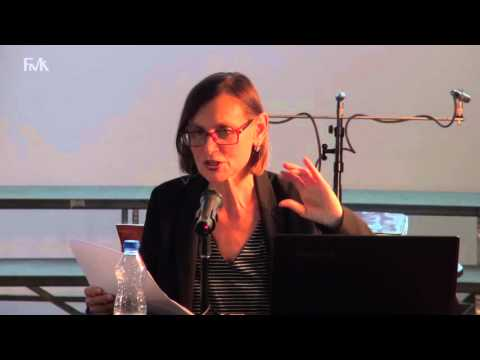Marina Gržinić: Racialized bodies, and the digital (financial) mode of production