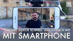 YouTube Videos schnell und einfach mit Smartphone
