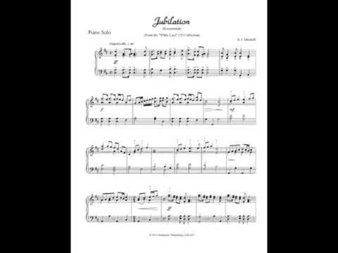 Jubilation recessional instrumental piano sheet music wedding jubilation recessional instrumental piano sheet music wedding recessional junglespirit Images