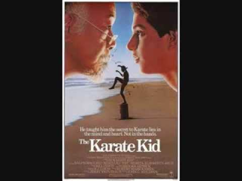 End Credits Music from the movie ''The Karate Kid''