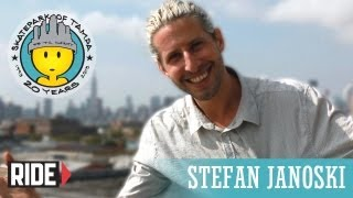 "Stefan Janoski: SPoT ""20"" Year Experience -- Episode 1"
