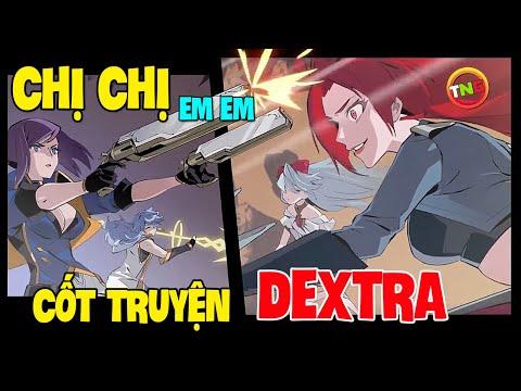 Liên quân Cốt Truyện Dextra Mùa 16 mở bán ▶ Chị chị em em Sinestra lộ diện lorion, bright