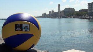 Mondiali femminili volley 2014 in giro per Bari - Video Promo