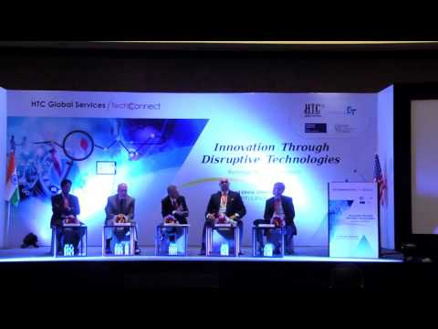 Panel Discussion - Innovation Through Disruptive Technologies