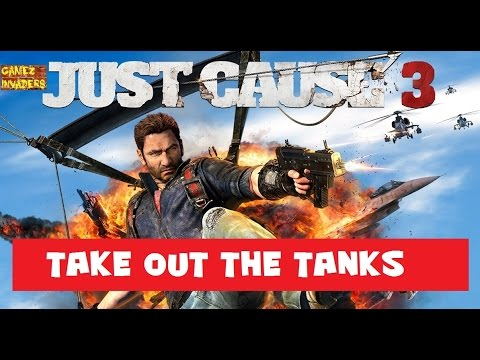 Just Cause 3: Destroy the Tanks 3 of 3 STRATEGY GUIDE 14