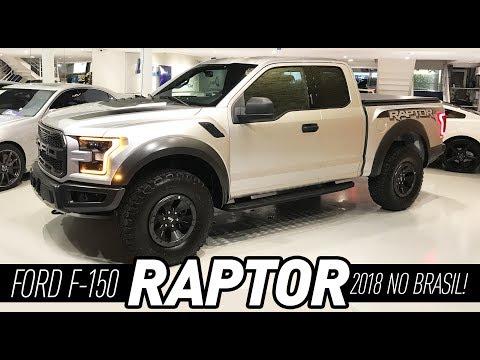 Ford F-150 Raptor 2018 Brasil - Direct Imports