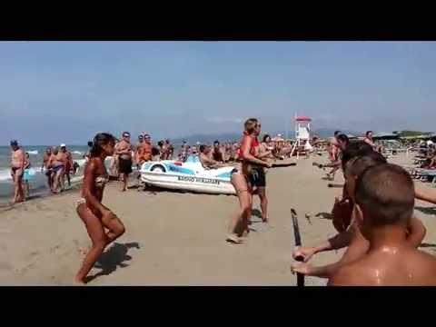 11 08 2014 bagno miramare marina di grosseto youtube - Bagno moreno marina di grosseto ...