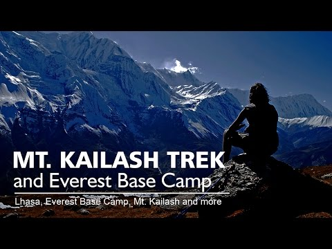 Mount Kailash Tour with Everest Base Camp Trekking - Max Holidays