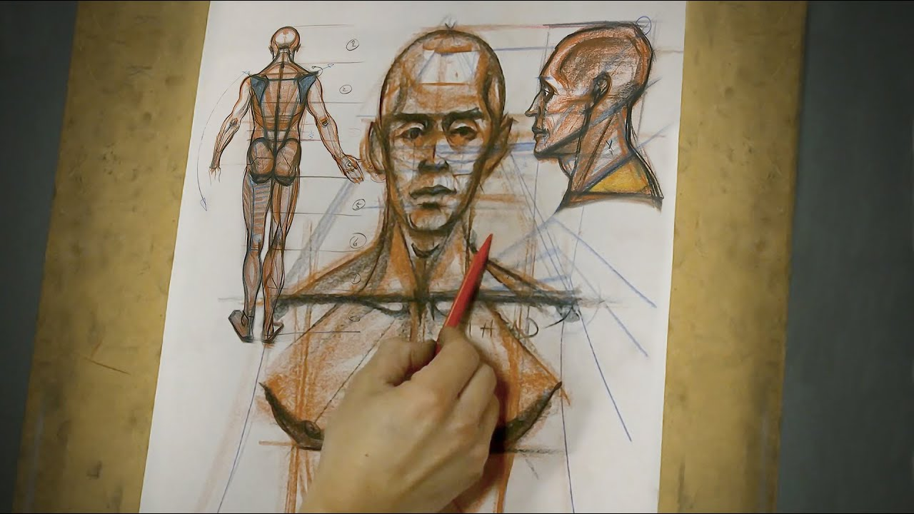 Anatomy Workshop Volume 1: Structure and Proportion with Charles Hu ...