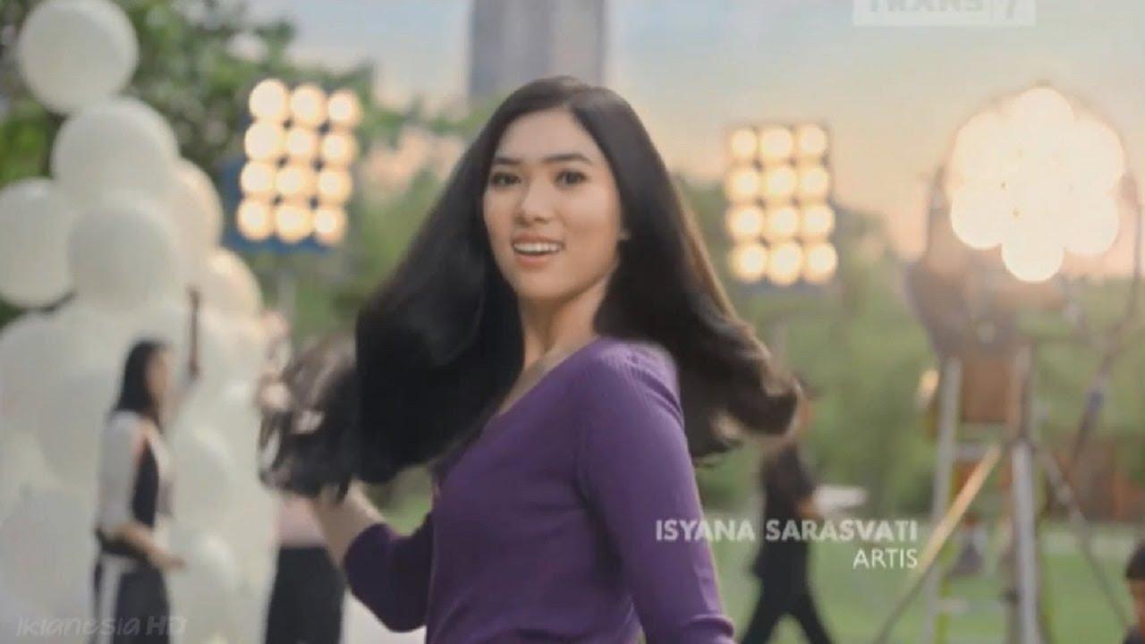 Iklan Sunsilk Black Shine Shampoo Isyana Sarasvati 30sec 2017