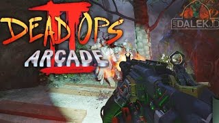 "Black Ops 3 ""DEAD OPS ARCADE 2"" UNLOCK GUIDE! - Dead Ops Arcade 2 GAMEPLAY! (COD BO3)"