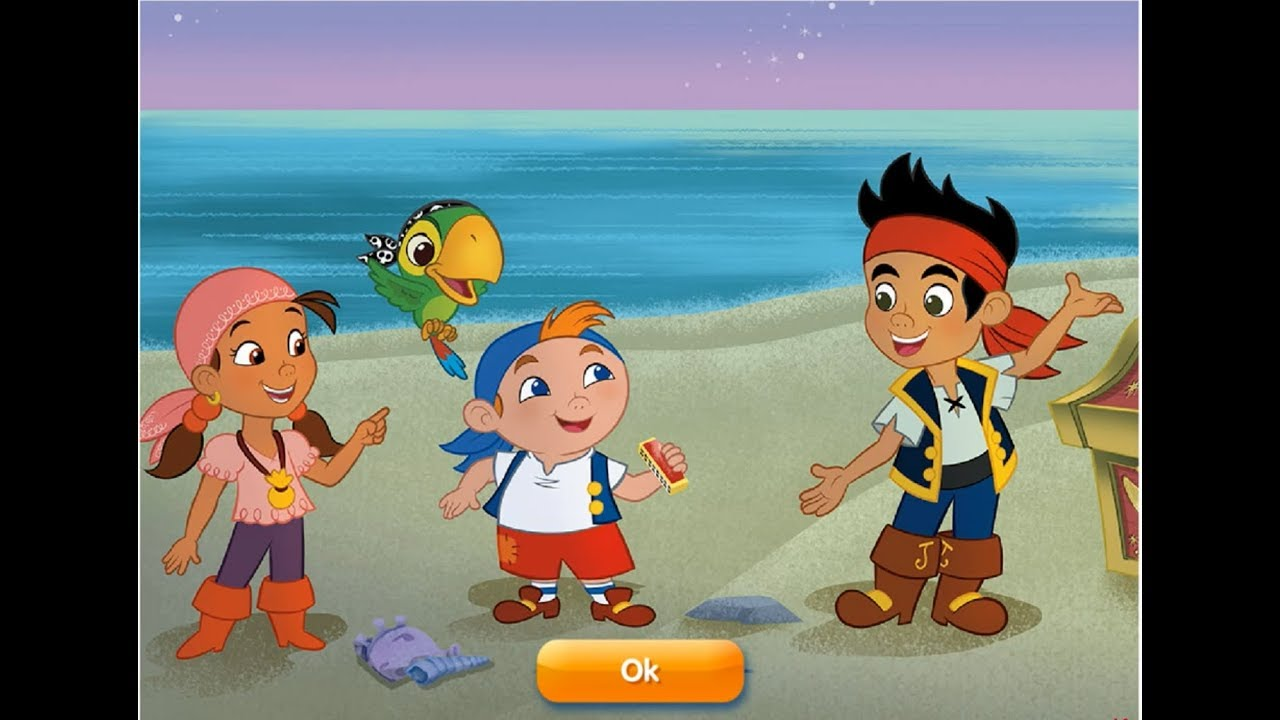 Magic Timer 2 Minute Brushing Video with Jake and the Never Land Pirates  (12)