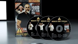 Cooking With Celebrity Fitness Chef Thom Zwawa-lazy Lasagna , Order Your Dvd Now