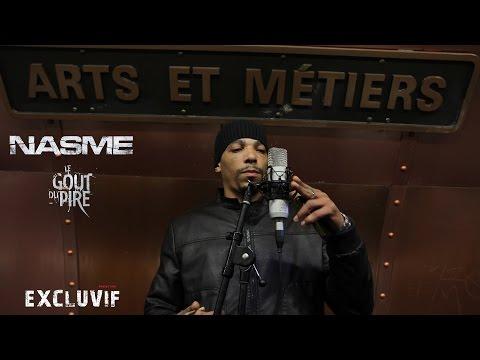 Nasme - Musique rap.rap musique que j aime [Clip Officiel]