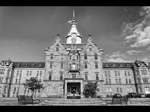 Old Haunted Kirkbride Insane Asylum - West Virginia