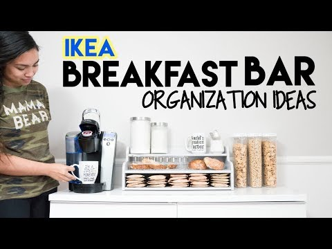 Breakfast Bar Decor Ideas - IKEA  l  xolivi