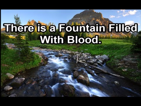 There is a Fountain (Lyrics)