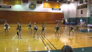 Rockettes of California with their Dinosaur routine