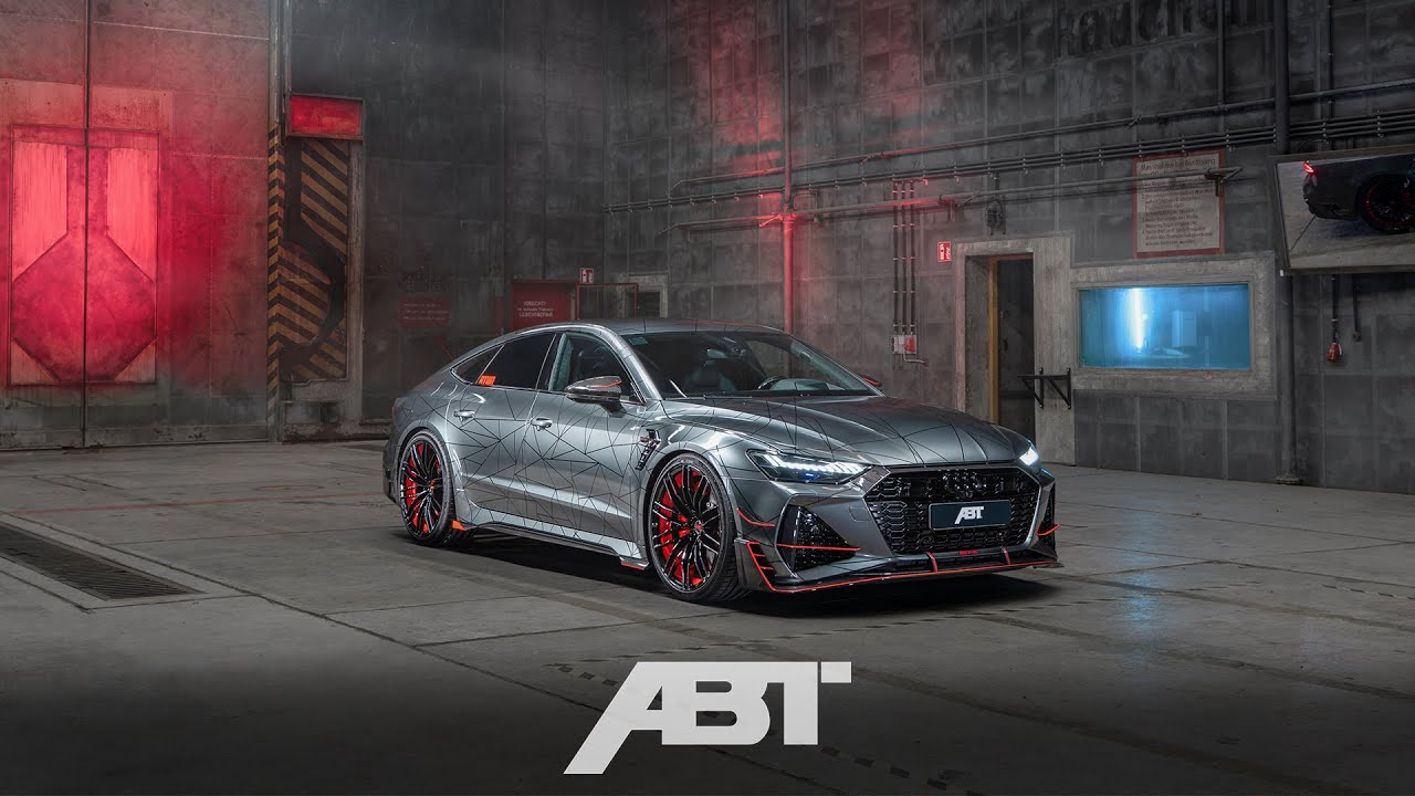 Abt Rs7 R Audi Tuning Vw Tuning Chiptuning Von Abt Sportsline
