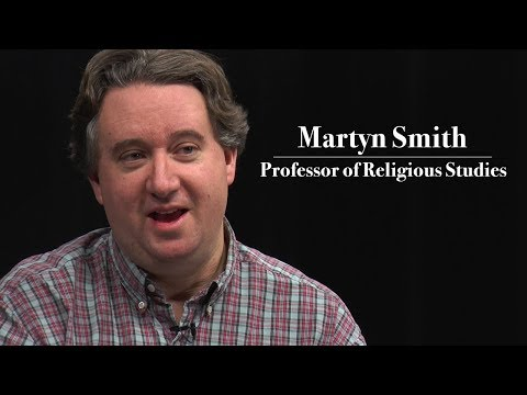 Spiritual Lives at Lawrence: Martyn Smith