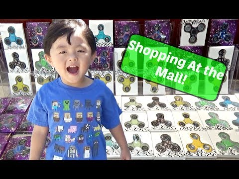 Thumbnail: TOY HUNT & FIDGET SPINNER Hunt at Shopping Mall & TOYSRUS