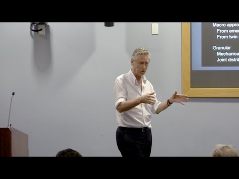 Sumerlin Lecture Spring 2016: Olivier Blanchard