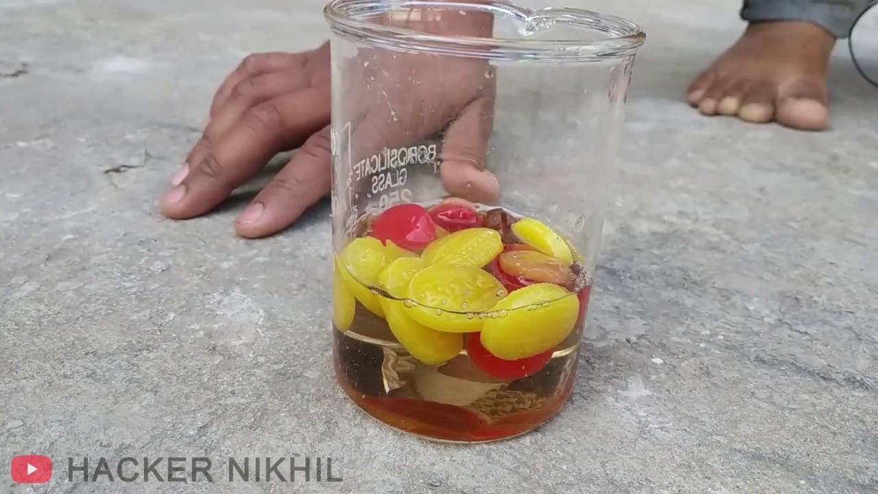 Chocolate Ko Sulfuric Acid