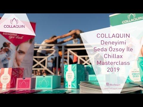 COLLAQUIN Deneyimi - Seda Özsoy İle Chillax Masterclass 2019