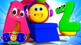 The Abc Phonics Song | Kids Learning Video | Learn English For Kids