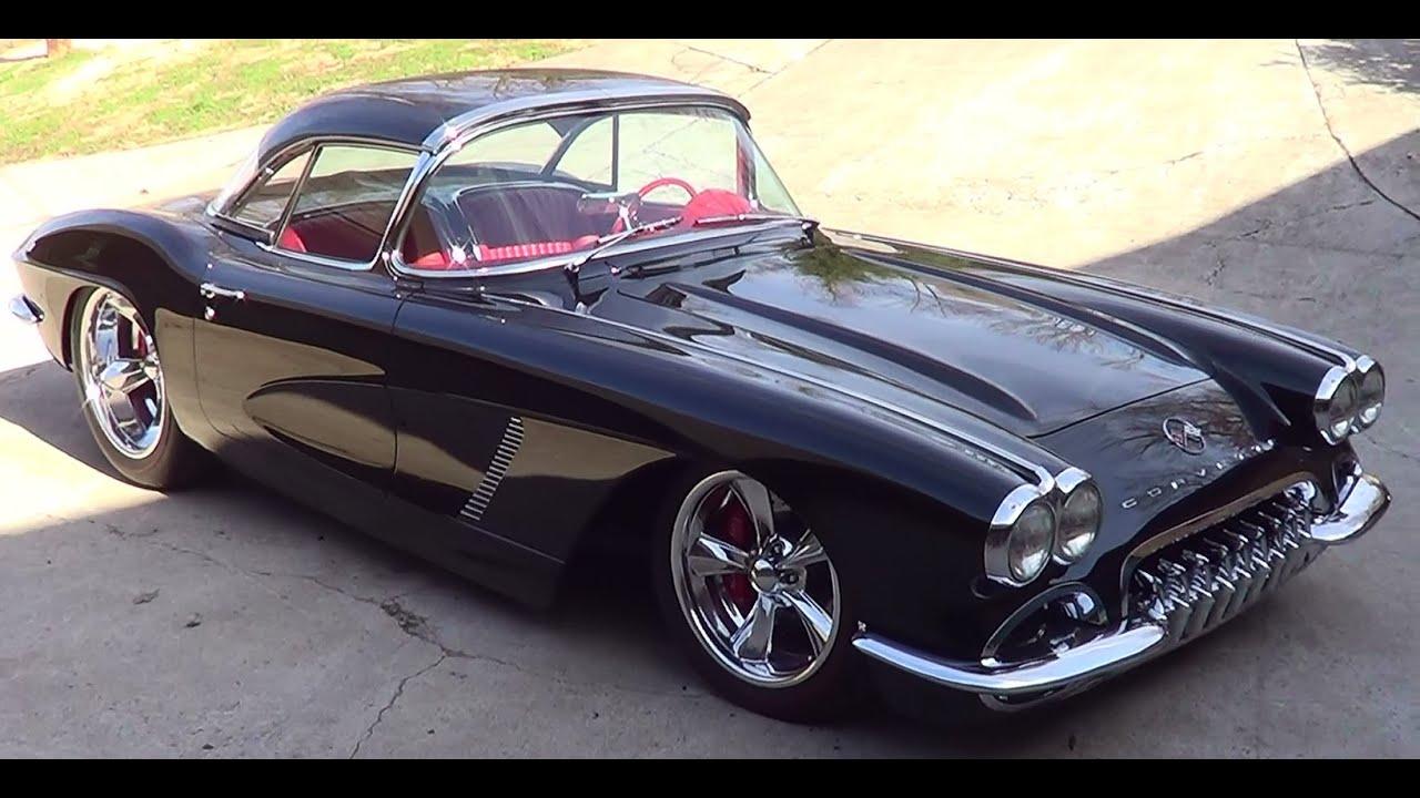 1962 Corvette Alloway Street Rod - YouTube