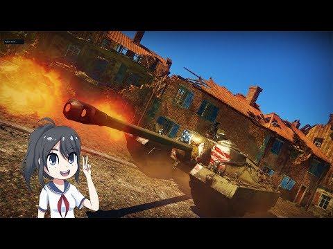 War Thunder: T95 Adventures Gotta Go Fast
