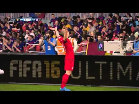 FIFA 16 Roben Magiczny Strzał