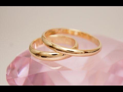Обручальные кольца процесс изготовления